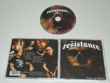 THE RESISTANCE/COUP DE GRACE(EAR MUSIC 0210572EMU) CD ALBUM