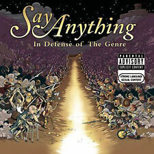In Defense Of The Genre, Say Anything, Very Good Explicit Lyrics
