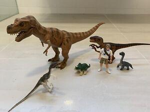 BULK LOT~5 Figures~Jurassic Park~Dinosaurs