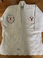 Vintage Judo Robe made in Japan Tokyo Judoikogyo Co Judogi Mfg Size 1
