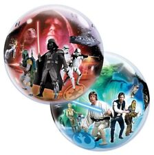 "Disney Star Wars Bubble Foil Balloon 22"""