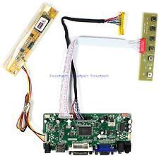 Power @USA HDMI+DVI+VGA LCD Controller Board For LP156WF1-TLB1 LP156WF1-TLF1