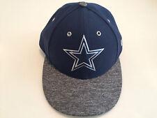 Cap Hat Dallas Cowboys New Era Gray 2016 NFL Draft Low Profile 59Fifty 7 1/2