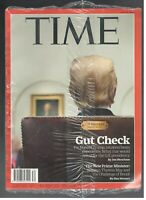 New Sealed TIME Magazine July 25, 2016 Donald Trump Gut Check