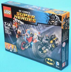 LEGO 76053 - Gotham City Cycle Chase - Batman II - 2016 - Harley Quinn Deadshot
