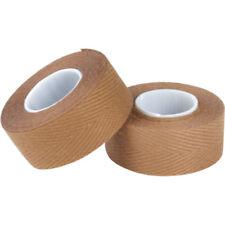 2 Reels of VELOX Tressostar Cotton Handlebar Tape Various Colours Brown