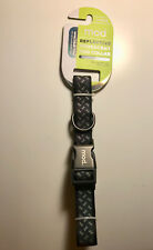 """New listing Mod Reflective Dog Collar Padded Inner Wall Large 19.5-23.5"""""""