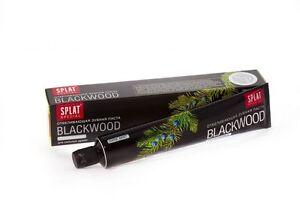 SPLAT Special Blackwood Whitening Zahnpasta 75 ml Fluorfrei Aktivkohle