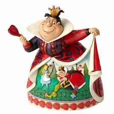 Disney Traditions 4051993 Royal Recreation Queen of Hearts Figurine