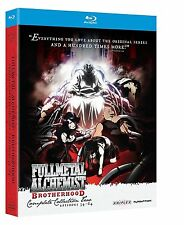 Fullmetal Alchemist: Brotherhood - The Complete Collection 2 Two Blu-ray