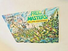David Gilhooly Signed Frog Masters Of The Universe posted '94 David Gilhooly
