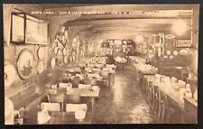 Ship's Cabin Dan & Louis Oyster Bar Portland Oregon Nu-Way Printing & Env Co 17
