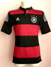 Germany 2014 - 2015 Away football Adidas shirt size S