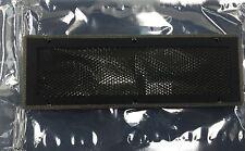 "RF EMI SHIELD HONEYCOMB VENT WITH GASKET 3"" X 9"""