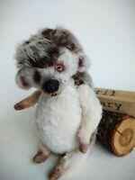 Teddy  Hedgehog Fun OOAK Artist Teddy by Voitenko S