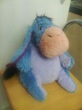 "Disney Eeyore Soft Toy donkey Winnie the Pooh and Friends Cuddly 15"" teddy"