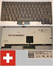 Clavier Qwertz Swiss DELL Latitude E4310 NSK-DS0BC PK130AW2B17 0D9FD5 BACKLIT