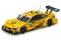 BMW M4 (F82) BMW TEAM RMG TIMO GLOCK-DTM 201 410162416 Minichamps 1/43 New