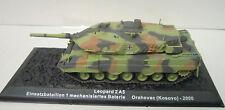 modello finito Leopard 2A5, 1/72, ATLAS metallo, NUOVO