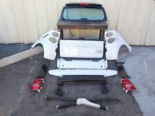 Smart Car Fortwo Passion Pure 2008-2012 OEM Rear End Collision Repair Package