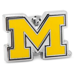 NCAA University of Michigan Wolverines Lapel Pin