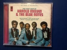 HAROLD. MELVIN. AND. THE. BLUENOTES.     CD.     VERY. BEST. OF.