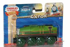 GATOR Thomas Tank Wooden Railway NEW IN BOX Tale of the Brave