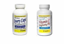 Ivory Caps Vitamin C Brightening Plus 60 Caps#149401
