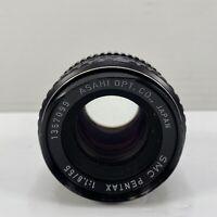 Asahi Opt Co. SMC Pentax 55mm f/1.8 Lens