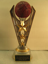 Basketball Trophy Award FREE Engraving Shipped 2-3 Day Priority Mail