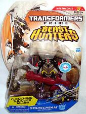 Transformers Prime Beast Hunters Deluxe Starscream Action Figure MIB Hasbro Toy