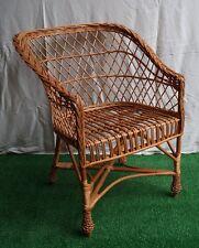 chaise fauteuil à ACCOUDOIRS pour jardin Conservation salle à manger naturel