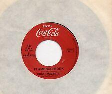 COCKI MAZZETTI disco 45 MADE in ITALY Flamenco Rock RIFI COCA COLA Louis Conald