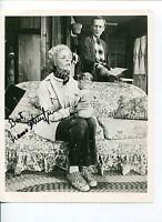 Frances Sternhagen Broadway Star Misery The Closer Mist Signed Autograph Photo