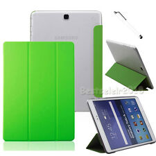 "Slim PU Leather Cover Case For Samsung Galaxy Tab A / E /S3 /S2 7"" 8"" 9.7"" 10.1"""