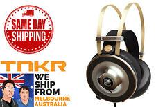 LTD Design Mark2 Comfy Headphones 110dB 53mm Speaker with 3.5mm outputs