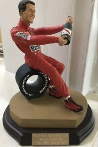 1:9 Endurance Figure Figurine Michael Schumacher Ferrari WC VERY RARE