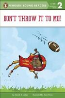Don't Throw It to Mo! (Paperback or Softback)