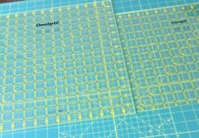 Omnigrid Two Large Quilting Rulers ( Set)