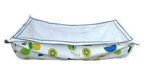 Soft Cloth Baby Swing, Cradle Cover, Ghodiyu, Khoya, Palana, Hammock with Mosqui