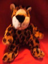 """Leopard/Tiger morbido peluche giocattolo da ITM Leisure 12"""" circa"""
