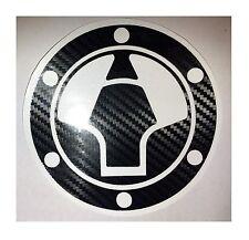KAWASAKI Ninja 250R 2008-2012 Carbon Fiber Effect Fuel Cap Protector Cover Decal