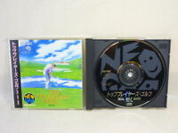 TOP PLAYER'S GOLF Players Neo Geo CD Neogeo SNK Import JAPAN Video Game nc