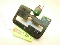 John Deere 140 H1 Tractor Drive Control Lever Guide