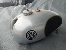 CZ WASSEL gas fuel petrol Aluminum TANK Vintage MX MotoCross 125 250 380 400