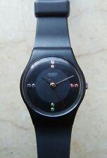 "orologio swatch STANDARD LADIES modello""LADY LIMELIGHT""LB110 anno1985 DUMMY RARO"