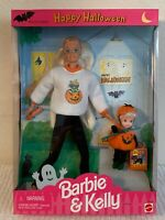 Barbie & Kelly Special Edition Happy Halloween 1996 Brand New Mint NRFB