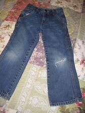 Gymboree Carpenter Jeans - 6 Slim