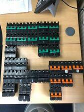 Federal Types 2 4 CNA  10A 20A 30A 15A 25A 100A 3ph Stab-Lok BS 3871
