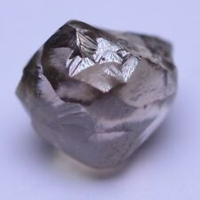 0.80 CARAT NATURAL ROUGH UNCUT NATURAL DIAMOND GEM CHAMPAGNE MACKLE